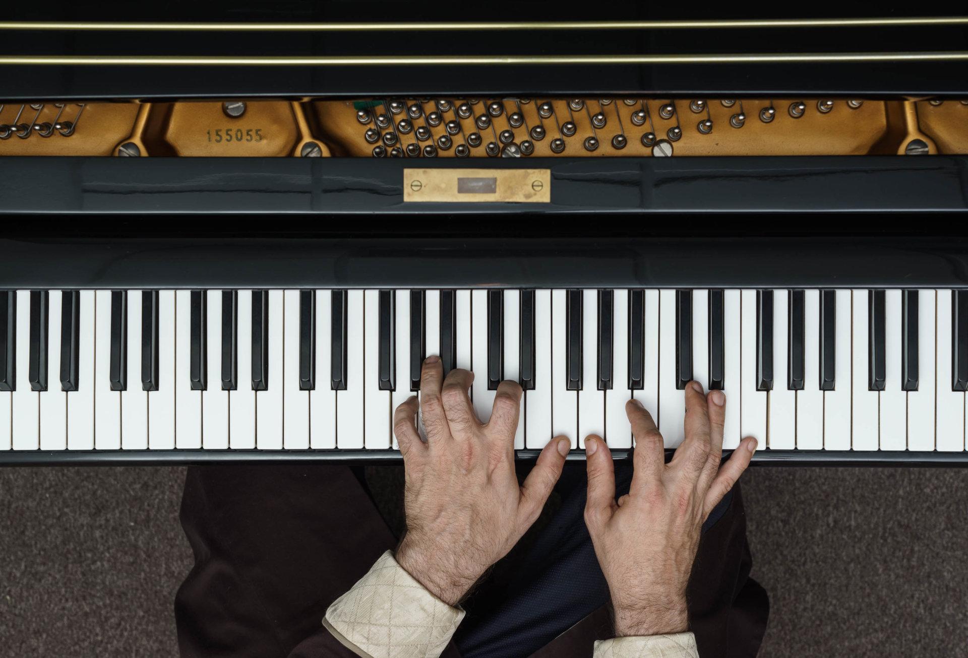 Gewandhaus, Hände, Pianist, Serie, chilly gonzales, klaviaturen, klavier, meisterfinger, piano