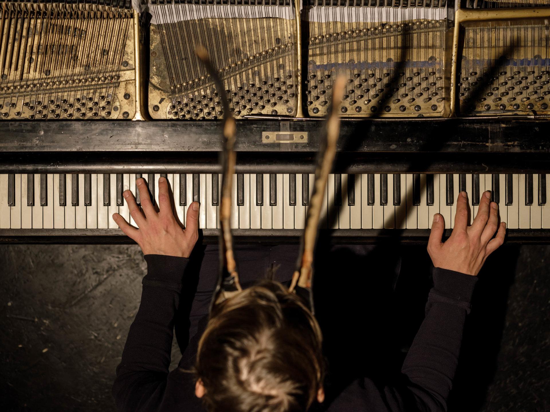 DRUCKEN!, Kultur, MASTERBILD, Pianist, Projekt, Serie, klavier, konzert, meisterfinger, musiker, piano