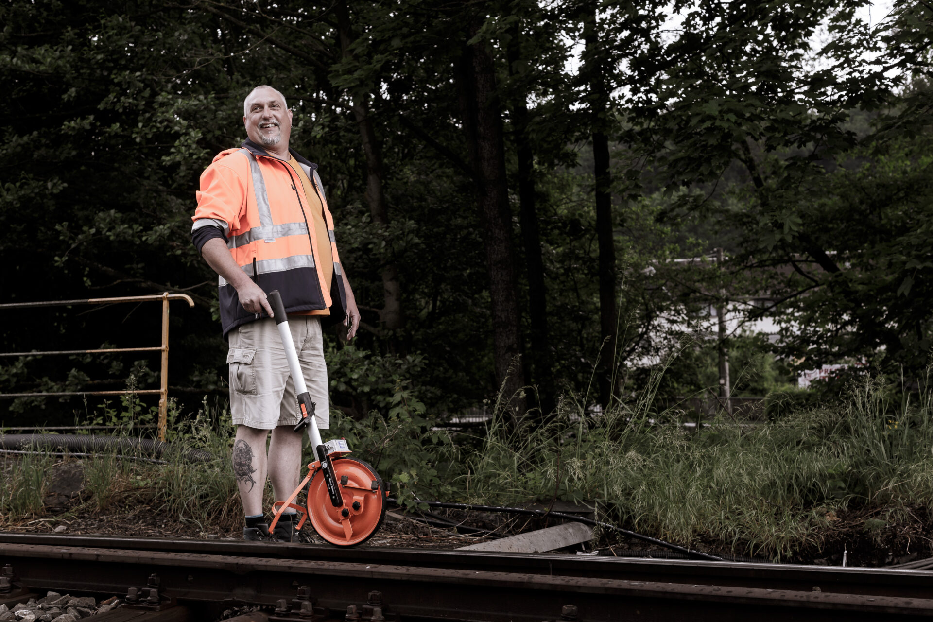 Arbeit, FES, FES Bahntechnik