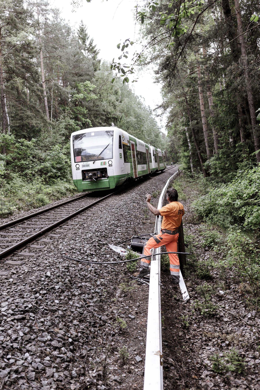 Arbeit, Bahn, Bahntechnik, FES, FES Bahntechnik, Portfolio